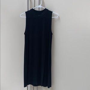 Madewell Black Tunic Dress